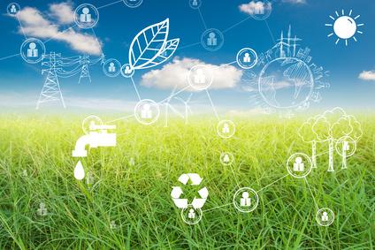 Save earth concept © tonefotografia